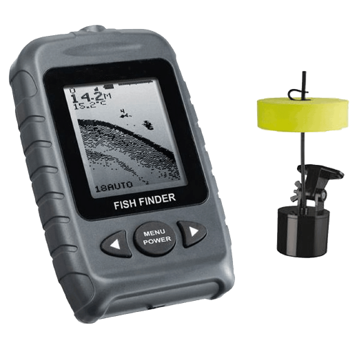 FishFinder With Sonar Sensor